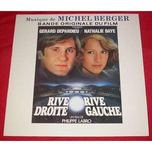 MICHEL BERGER RIVE DROITE RIVE GAUCHE