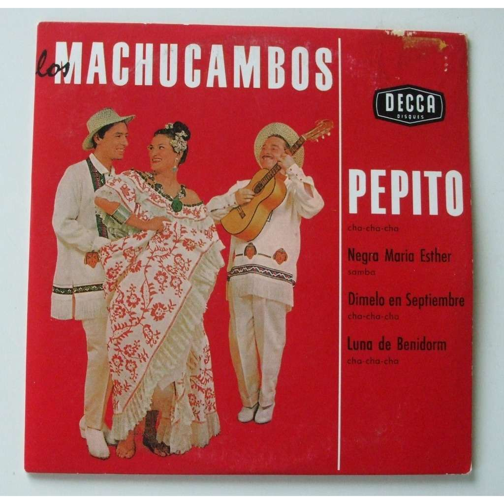 Los Machucambos - Pepito - YouTube
