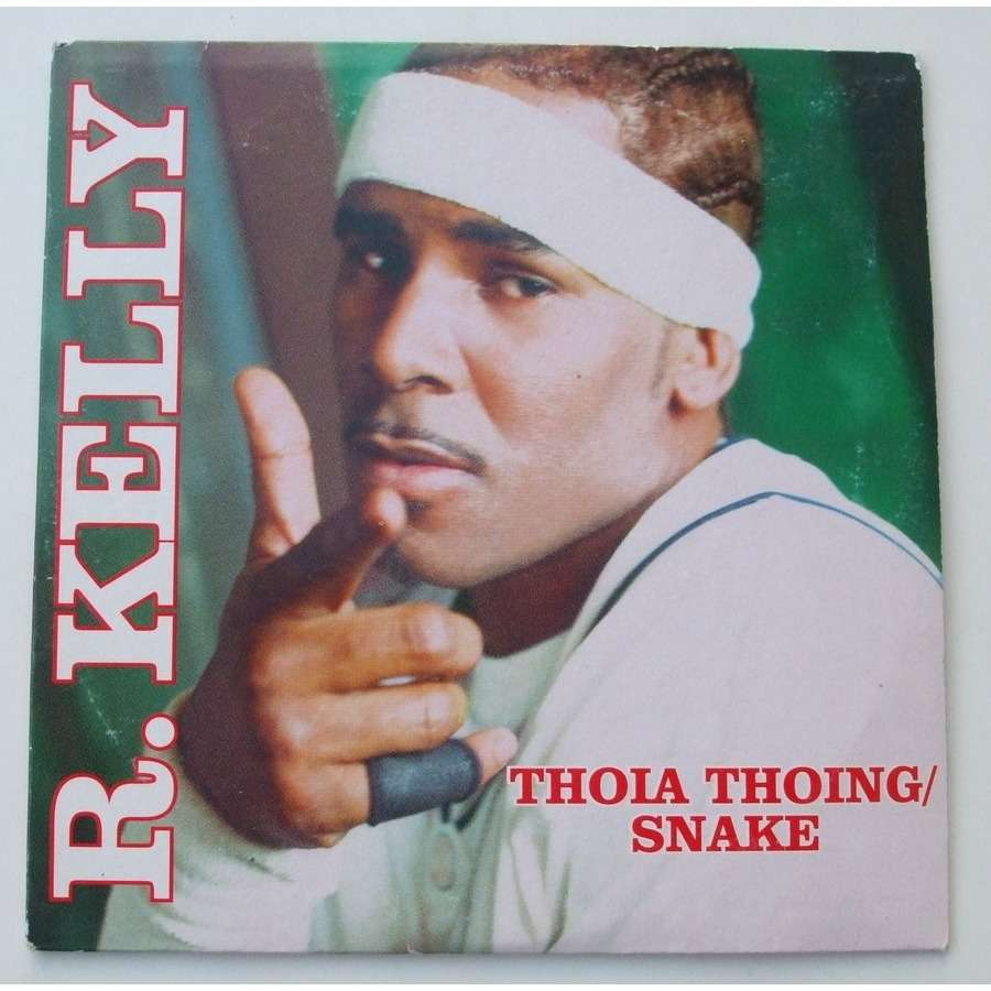 R Kelly Thoia Thoing MP3 Version