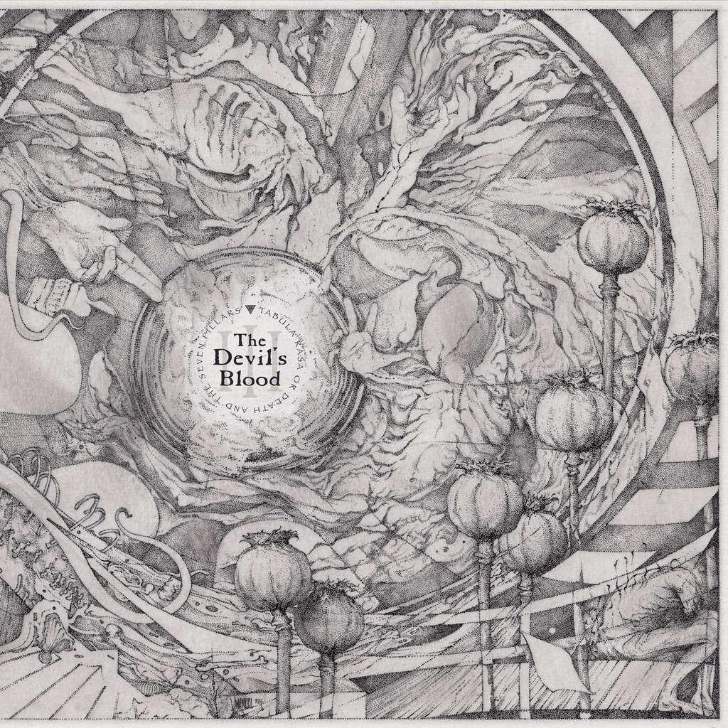 THE DEVIL'S BLOOD III: Tabula Rasa or Death and the Seven Pillars