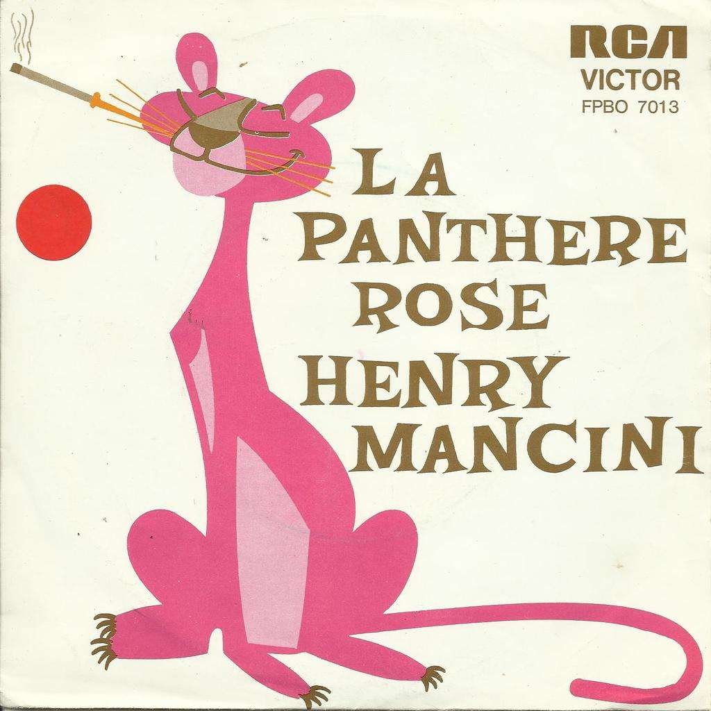 La Panthere Rose Pink Panther Theme The Village Inn By