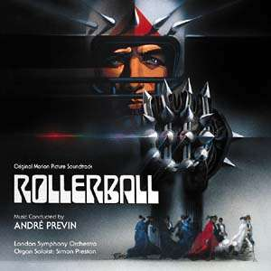 andre previn Rollerball