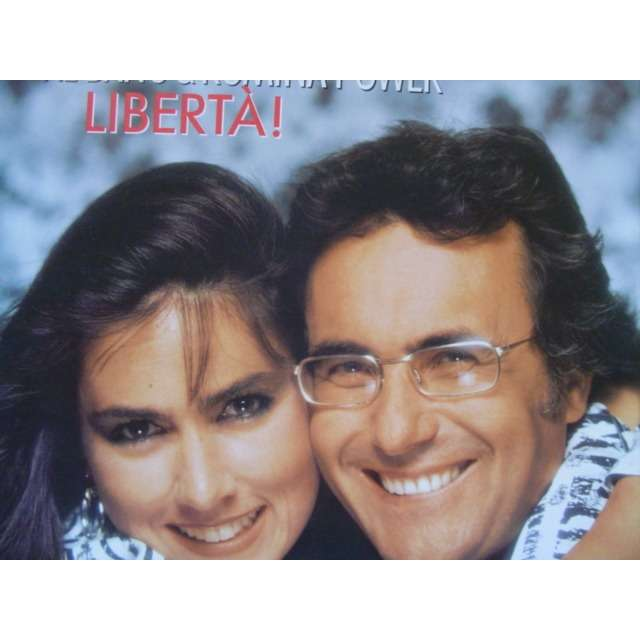 liberta by al bano romina power lp with yesyes ref