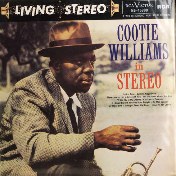Cootie Williams In Stereo