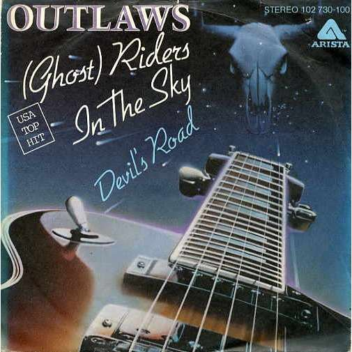Ghost riders in the sky outlaws