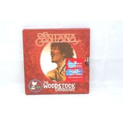 ALBUM CD SANTANA 2 CD THE WOODSTOCK EXPERIENCE LIMIT EDITION