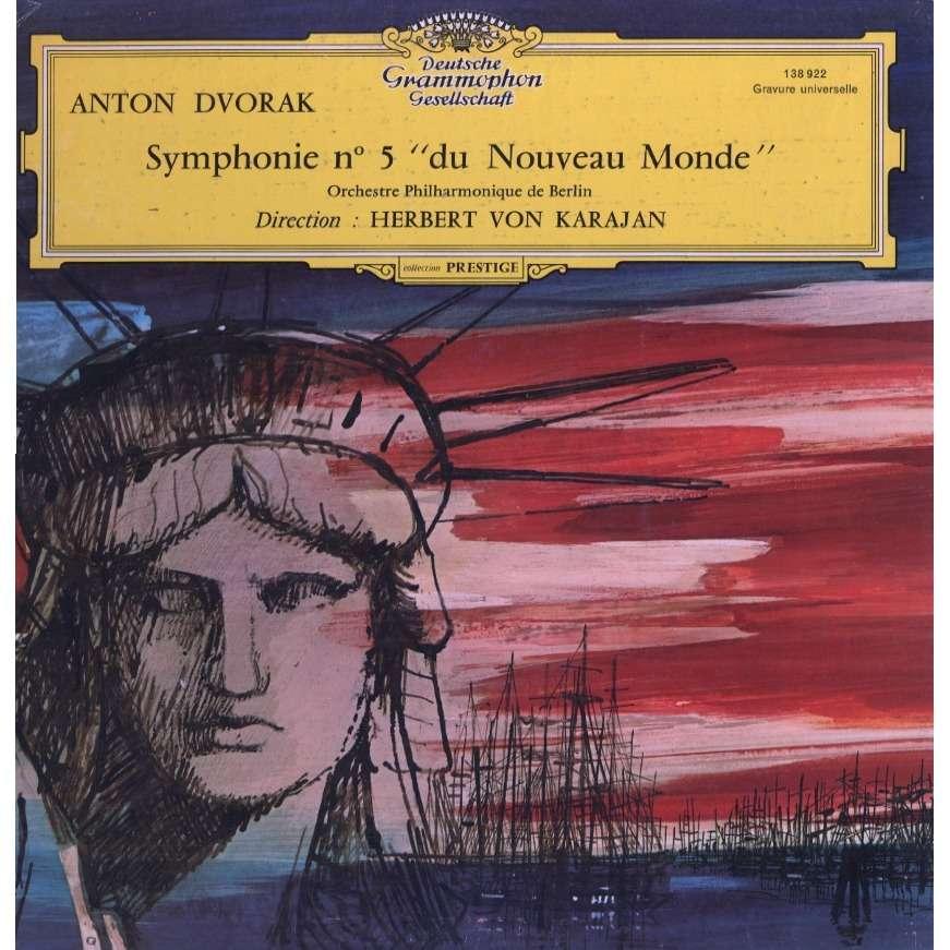 dvorak symphonie du nouveau monde