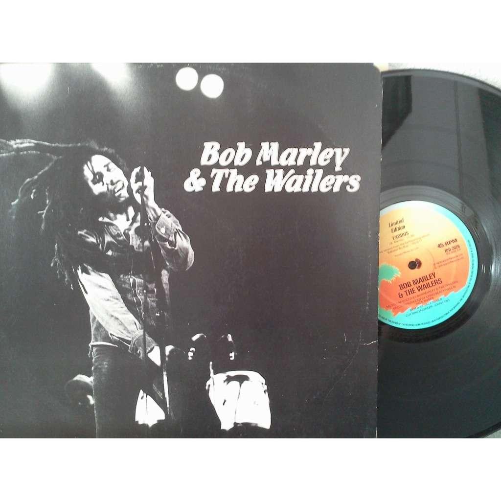 bob marley & the wailers war / no more trouble / exodus