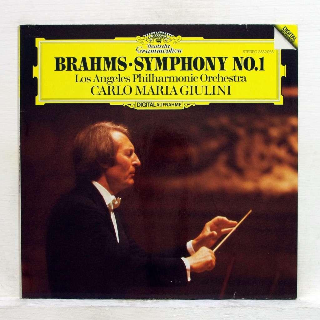 Brahms symphony in c minor by carlos maria giulini - Carlos maria ...