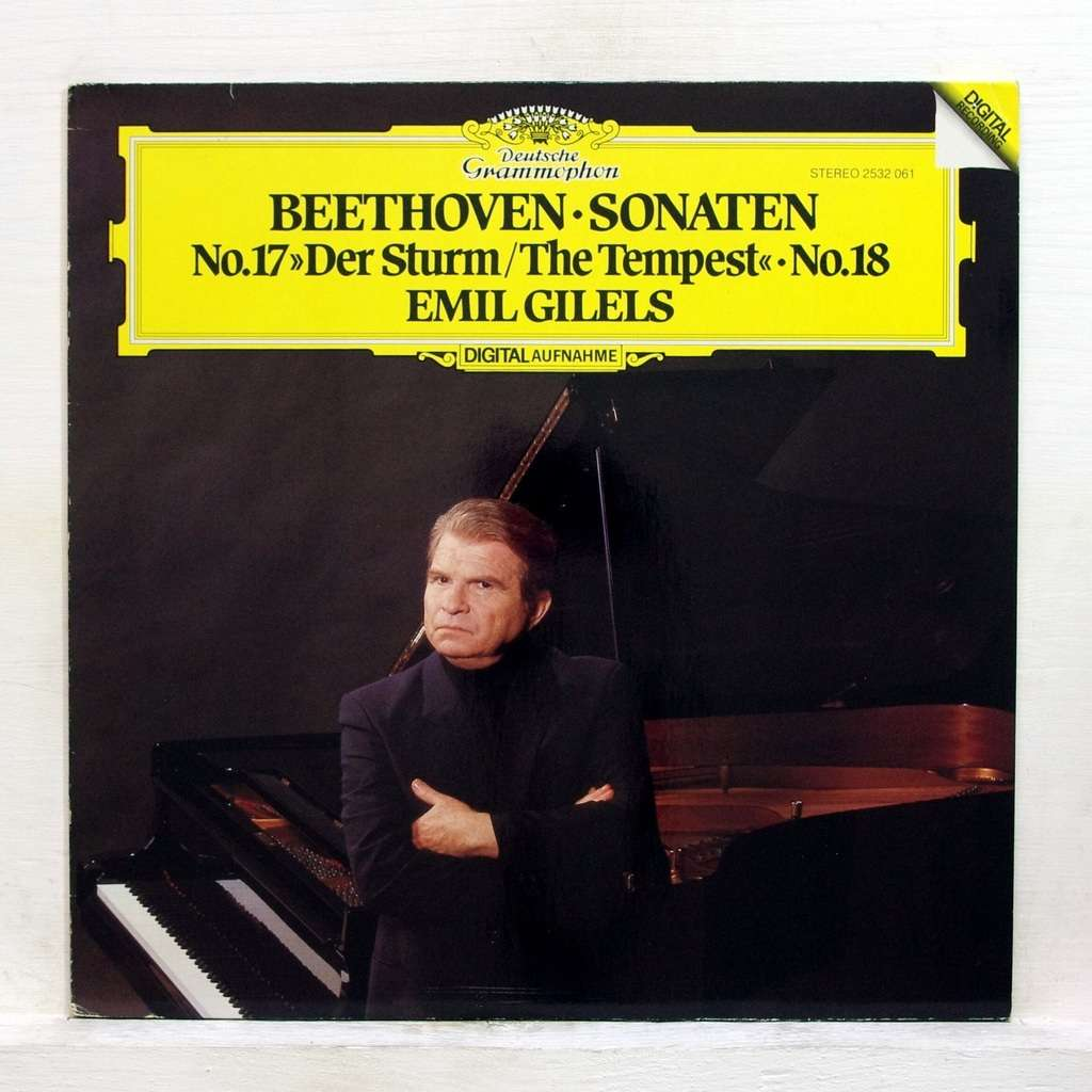 beethoven tempest sonata Complete beethoven piano sonatas ahn5d 122 videos 172,666 views last updated on may 9, 2017 32 sonatas & 3 'electoral' sonatas  beethoven tempest sonata op31 by ory shihor op31-2 tempest 8:14 play next play now [deleted video] play next play now emil gilels plays beethoven allegretto.