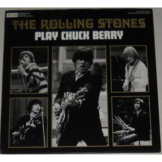 Play Chuck Berry By Rolling Stones Lp With Vinylsuniverse
