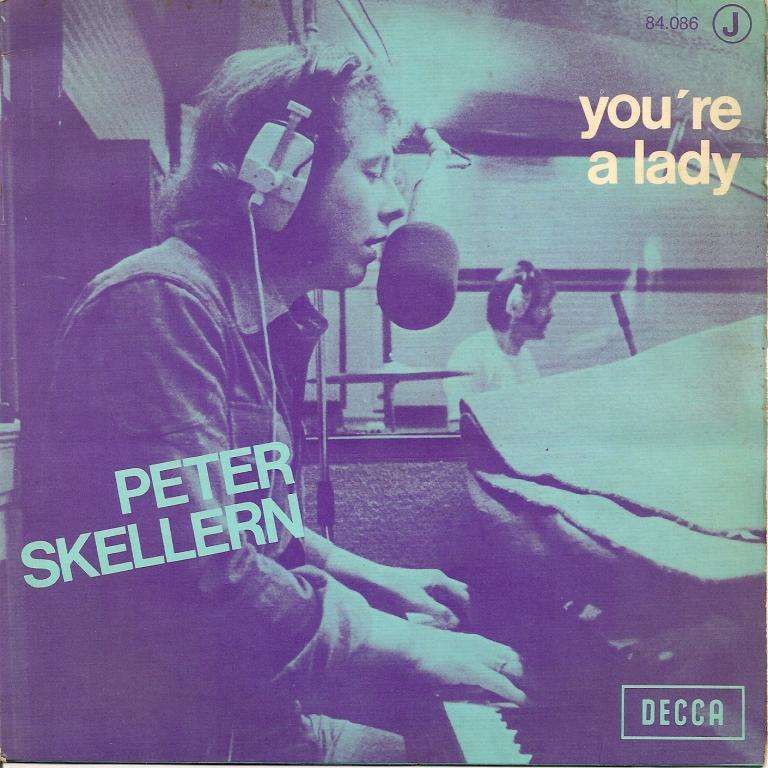 SKELLERN PETER you're a lady / manifesto