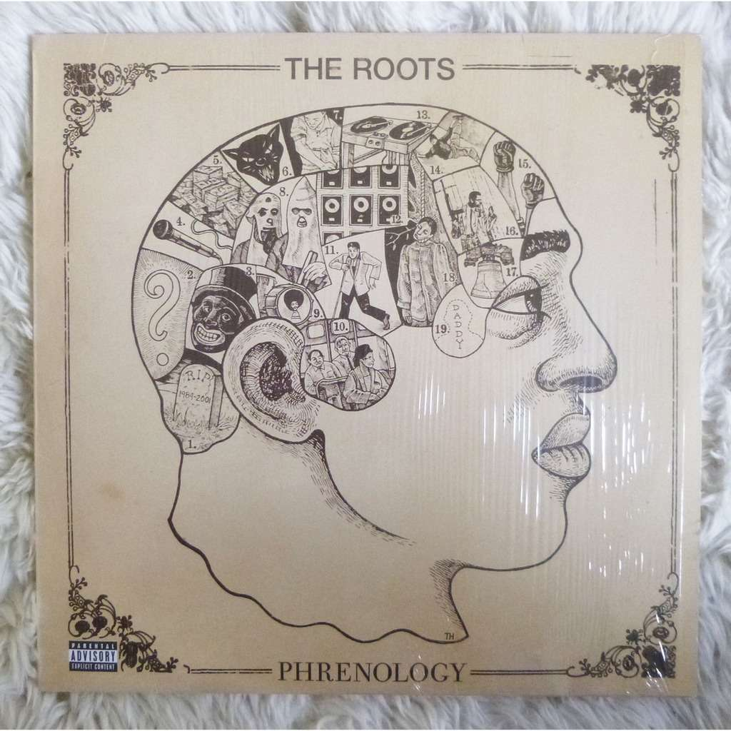 Phrenology By The Roots Lp X 2 With Geminicricket Ref