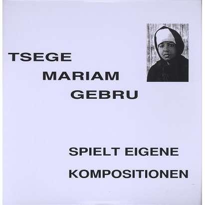 Tsege Mariam Gebru Spielt Eigene Komposition