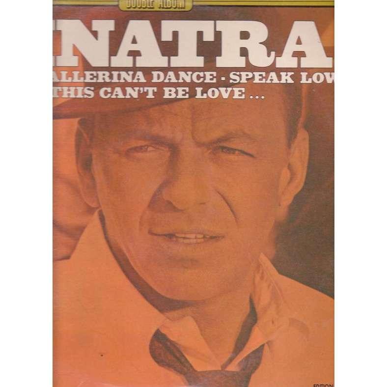 FRANK SINATRA DANCE BALLERINA DANCE