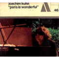 JOACHIM KÜHN - ACTUEL 46 - Paris Is Wonderful - LP