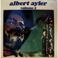 ALBERT AYLER - Nuits De La Fondation Maeght Volume 2 - 33T