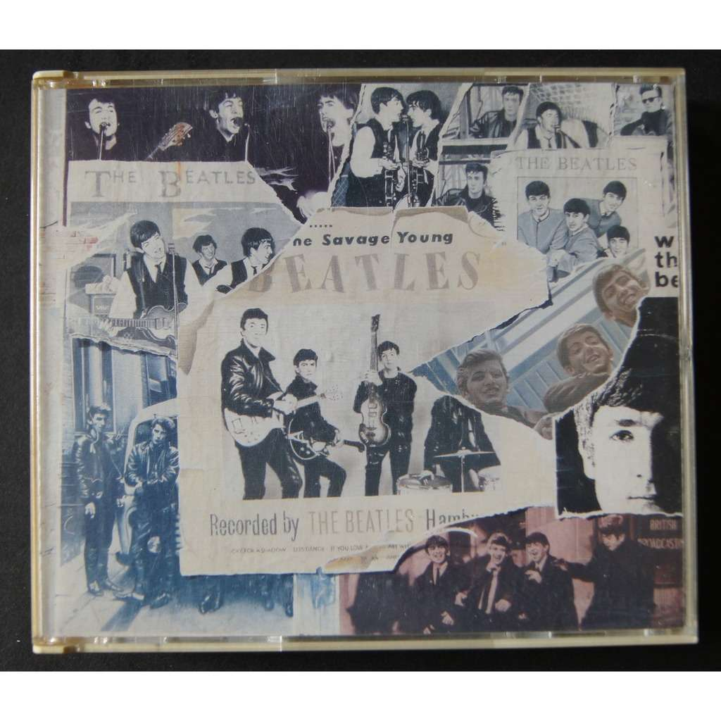 BEATLES the ANTHOLOGY 1