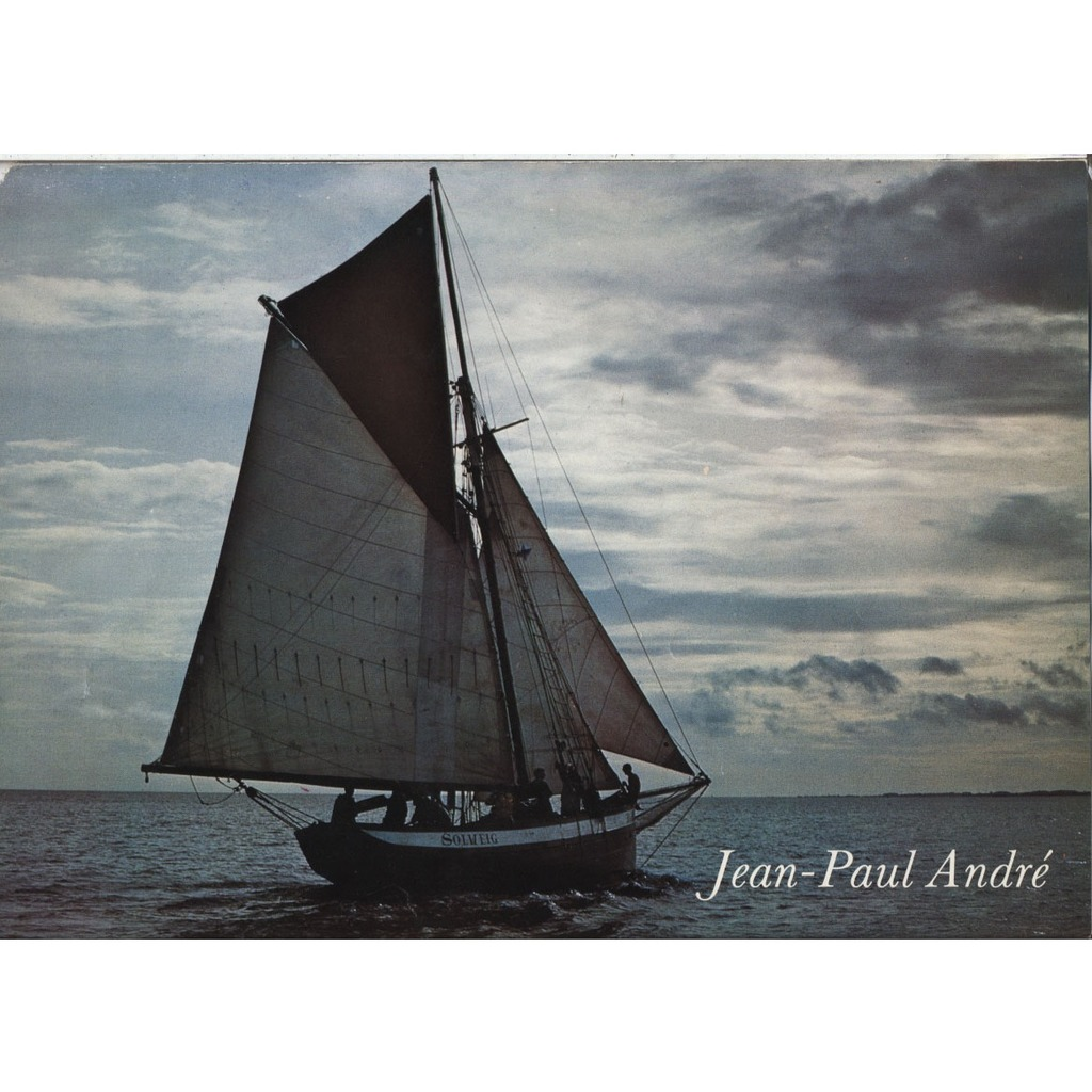JEAN-PAUL ANDRE Reflets d'ajoncs ( avec insert )