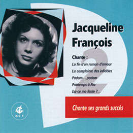 jacqueline françois Ses premiers succès