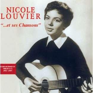 nicole louvier et ses chansons...