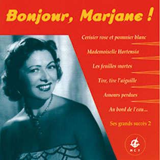 leo marjane Bonjour, Marjane !