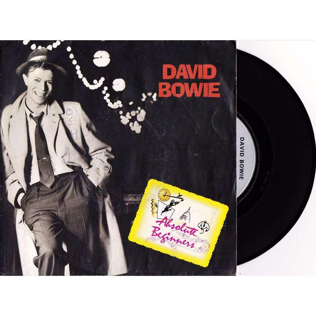 DAVID BOWIE ABSOLUTE BEGINNERS / ( dub mix )