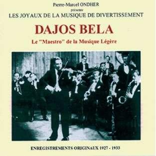 dajos bela Le Maestro de la musique légère