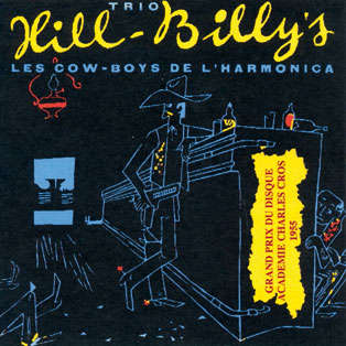 Trio Hill Billy's Les cow-boys de l'harmonica