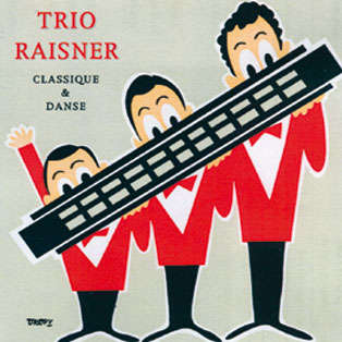 trio raisner Trois hommes, trois harmonicas