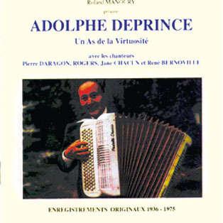 Adolphe deprince Un as de la virtuosité