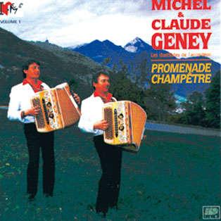 Michel et Claude Geney Promenade champêtre