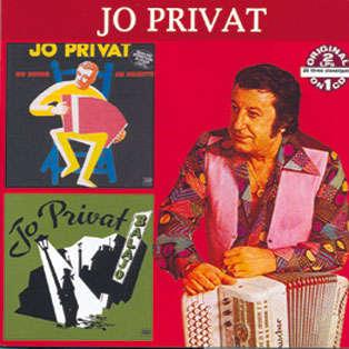 jo privat Du swing au musette & Au temps du Balajo