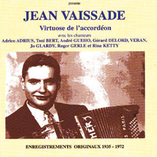 jean Vaissade Virtuose de l'accordéon