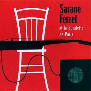 sarane ferret et le Quintette de Paris