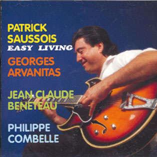 Patrick Saussois quartet & Georges Arvanitas Easy living