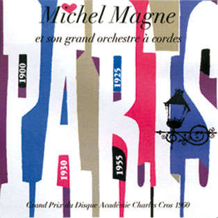 Michel Magne & son grand orchestre à cordes Paris