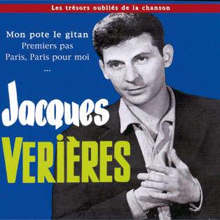 Jacques Verières Les trésors oubliés de la chanson