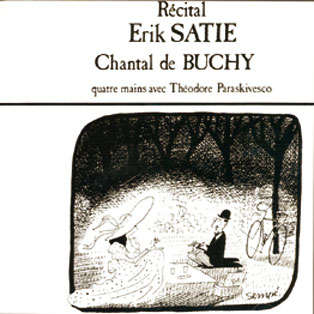 Chantal De Buchy Récital Erik Satie