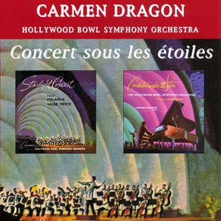 Carmen Dragon & The Hollywood Bowl Symphony orches Concert sous les étoiles