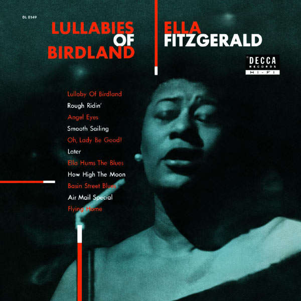 Lullaby Of Birdland By Ella Fitzgerald Lp With