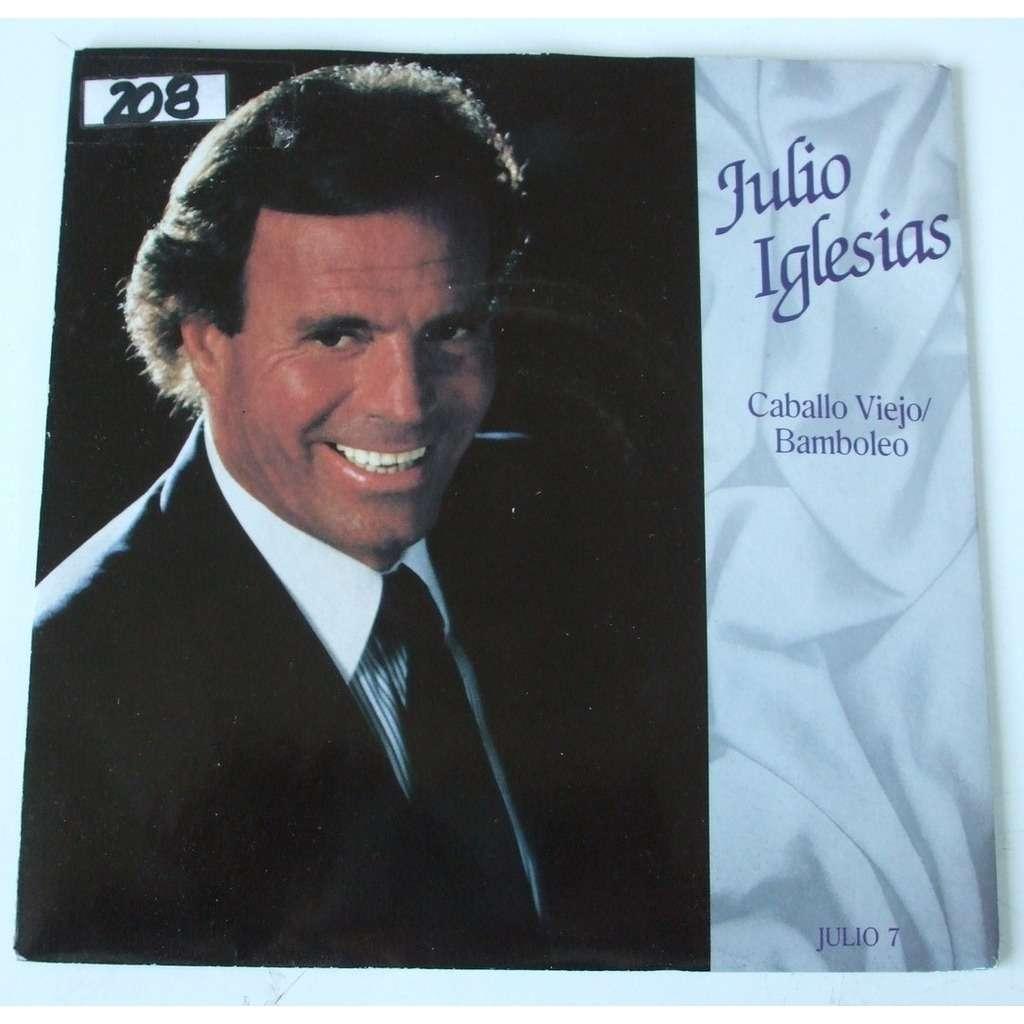 Julio Iglesias - Caballo Viejo / Bamboleo