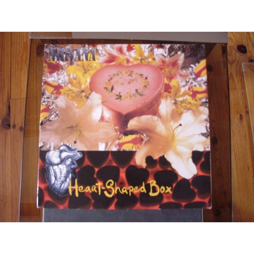 Nirvana heart shaped box