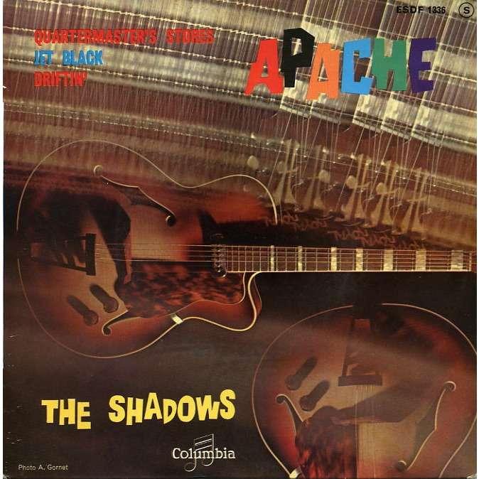 SHADOWS apache / quartermaster's stores / jet black ...