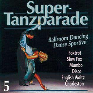 Claudius Alzner Super danse parade Volume 5