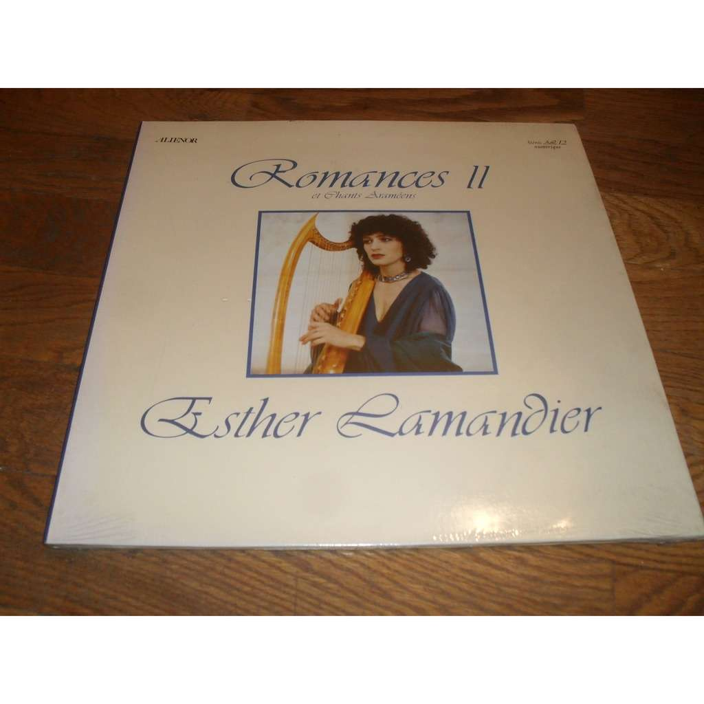 Esther Lamandier Romances II et Chants Araméens