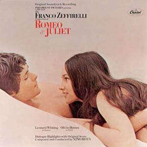 nino rota Romeo & Juliet