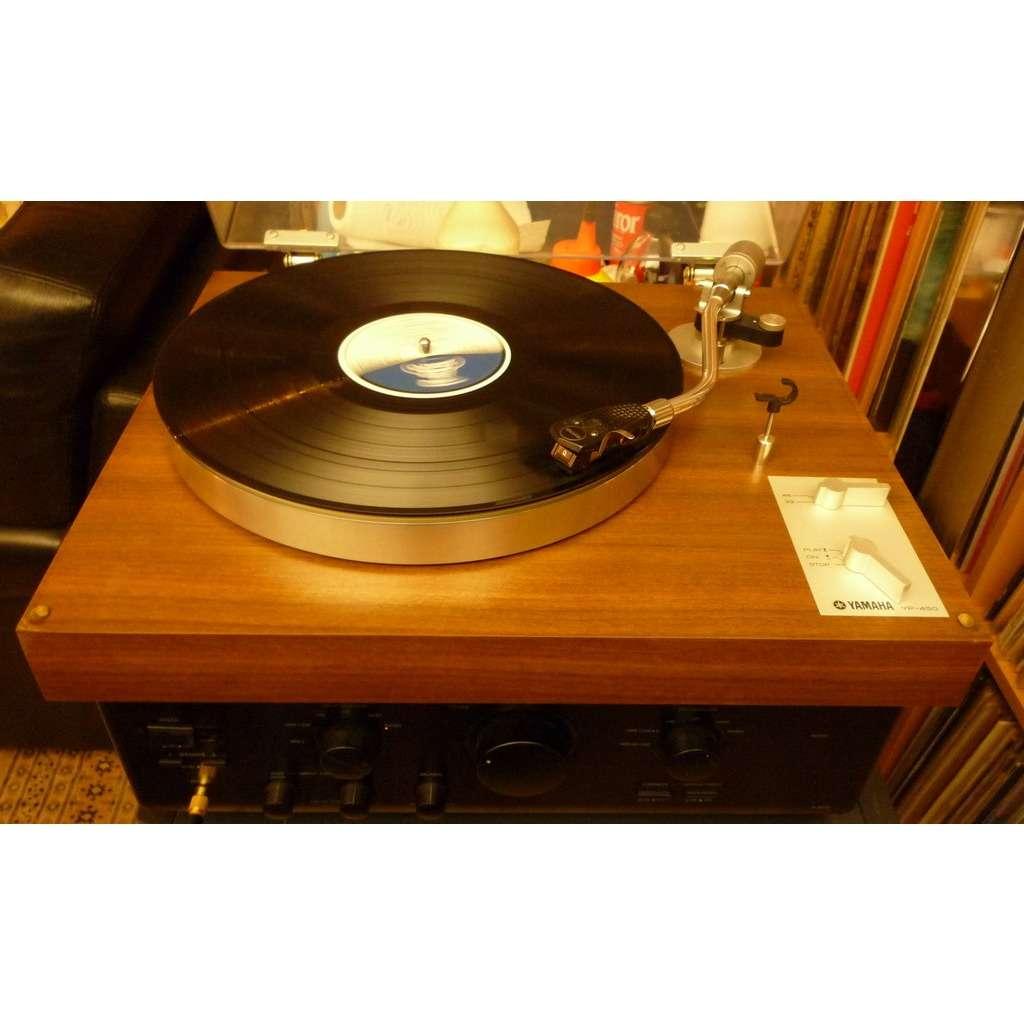 platine yamaha vintage finition bois yp 450 de platine. Black Bedroom Furniture Sets. Home Design Ideas