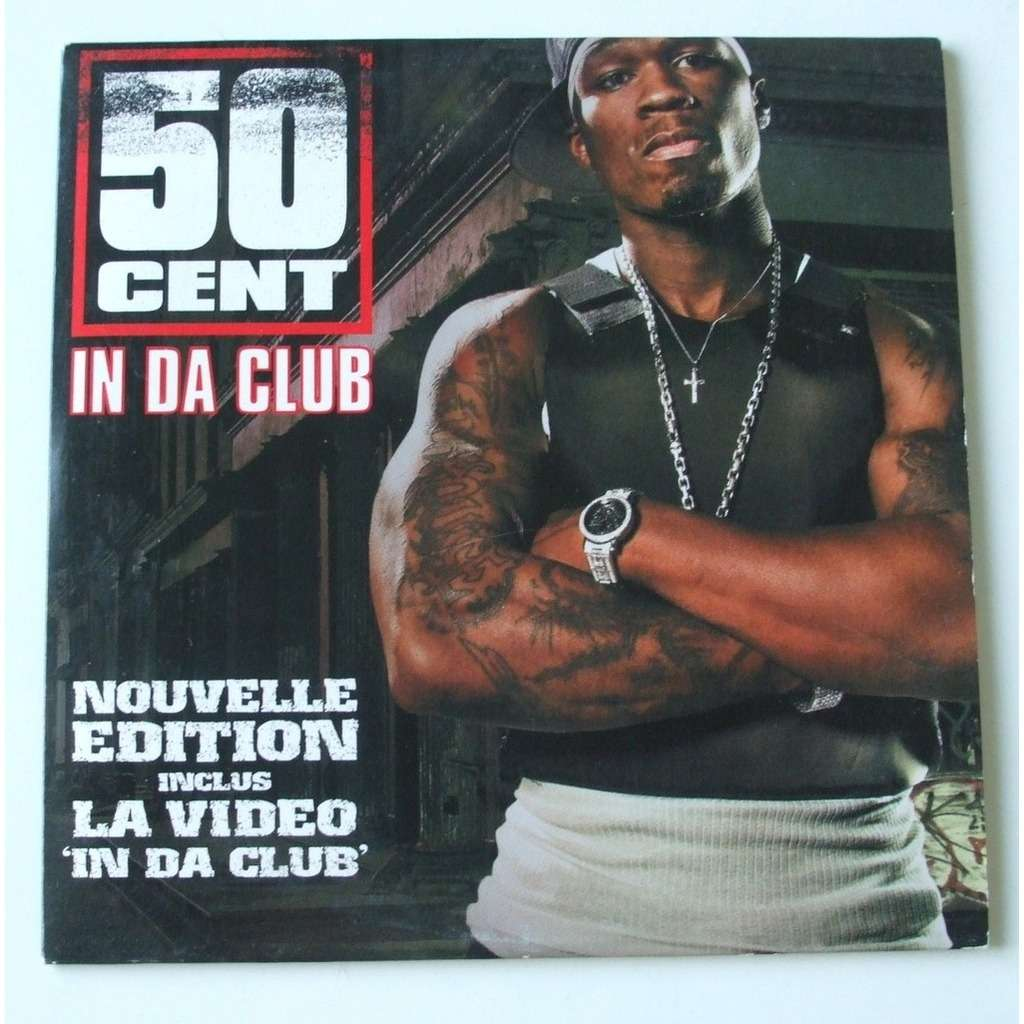 In da club by 50 Cent, CDS with dom88 - Ref:116225958