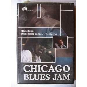 V/A Chicago Blues jam ( Magic slim - studebaker John)